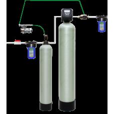 Гейзер Комплексная система очистки воды (Аэрация+обезжелезивание), на  0,7 куб.м./час