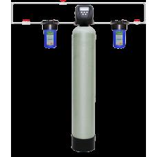 Гейзер Система для удаления железа и марганца из воды с автоматической промывкой по объему/времени FG 1252/WS1Cl (КП-1)