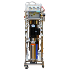 Фильтр обратного осмоса Гейзер RO 1*4040 LW стандарт+гидропромывка 0,25 куб/м (арт. 20341)